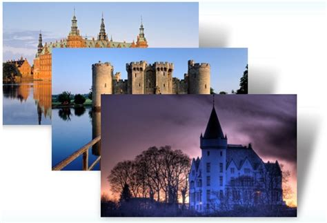 download free windows 7 castles of europe theme download castles of europe theme for windows 7 pureinfotech