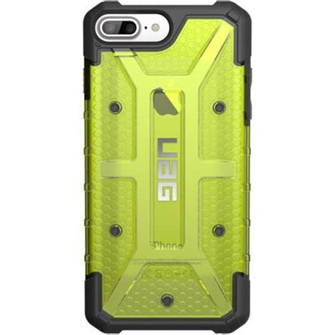 Armor Bumper Gear Uag Soft Cover Casing Iphone 5 5s armor gear plasma soft shell for apple iphone 7 plus 6s plus and 6 plus green iph7