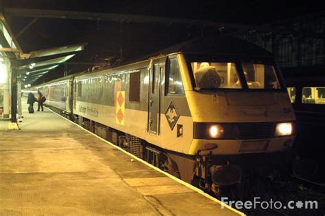 Scotrail Caledonian Sleeper by Scotrail Caledonian Sleeper Carlisle Pictures Free Use