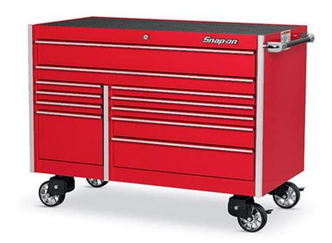 snap on tool storage cabinets snap on rolling tool box how it s made