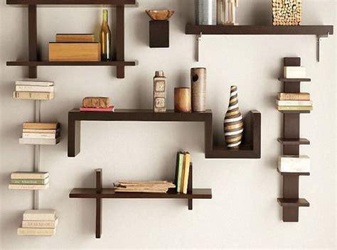 Wooden Wall Mounted Bookshelves Wooden Wall Shelf Designs Plans Free