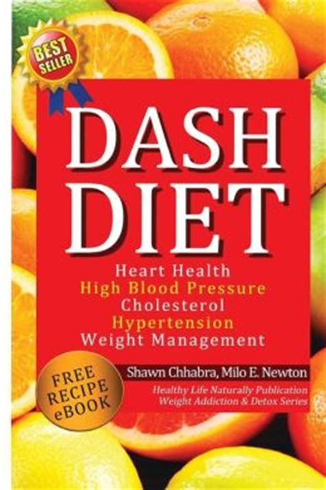 Dash Diet Detox by Dash Diet Health High Blood Pressure Cholesterol
