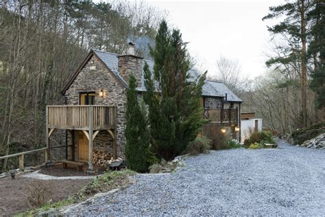 enchanting water mill in corwen wales adorned with