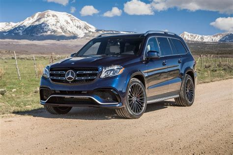mercedes suv amg price 2018 mercedes gls class gls 63 amg pricing for sale