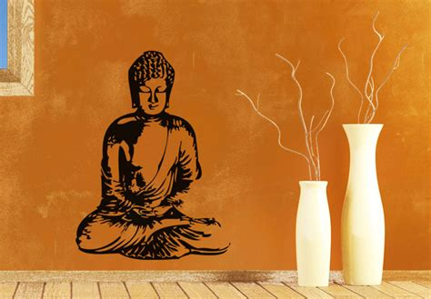 Stickers For Bedroom Walls buddha 2