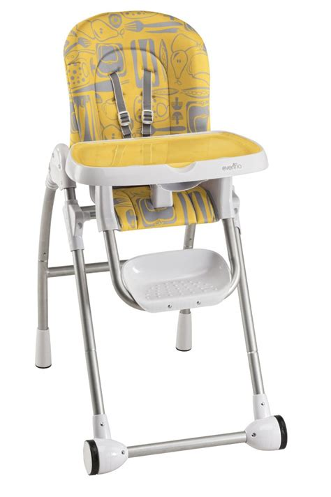 modern high chairs for babies