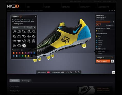 Home Design Studio Inspiration by Nike Nike Id 2008 Interactive Image Creativity Online