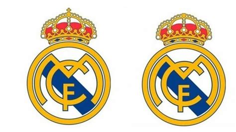 imagenes real madrid logo el real madrid modifica su escudo