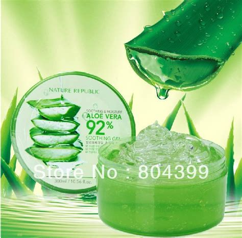 Nature Republic Aloe Vera Soothing Gel Sleeping Mask compare prices on nature republic whitening mask