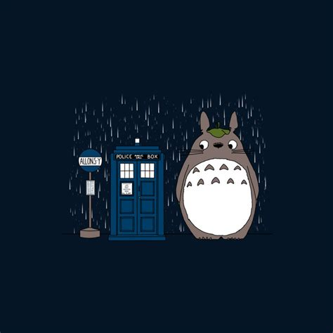 design by humans reddit allons y totoro by design by humans on deviantart