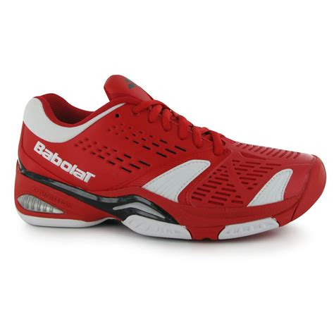 babolat mens sfx all court tennis shoes sport lace up