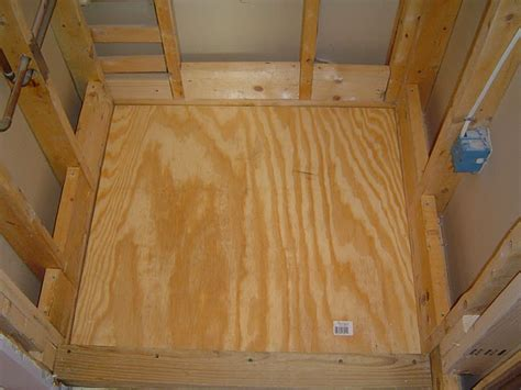 How To Frame A Shower by Framing Shower Walls Custom Shower Pan