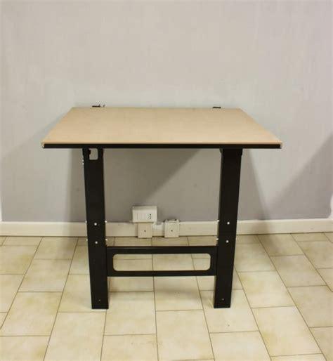 tavolo da lavoro pieghevole banco o tavolo da lavoro pieghevole