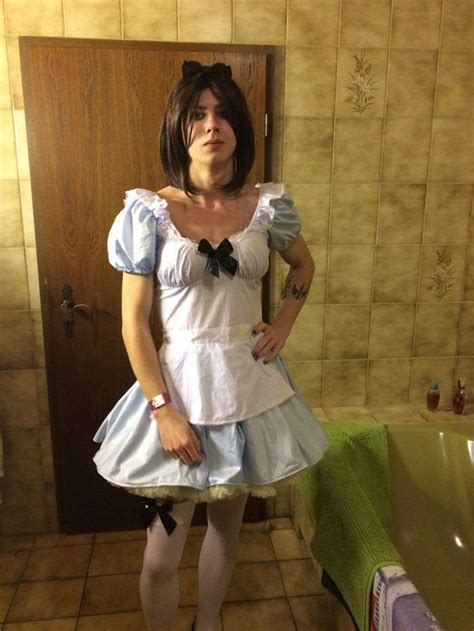 dressed embarrassing maid 17 best images about sissy gurls on pinterest maid