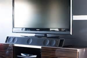 Sound Bar On Top Of Tv Focal Dimension Soundbar Review Audiogurus