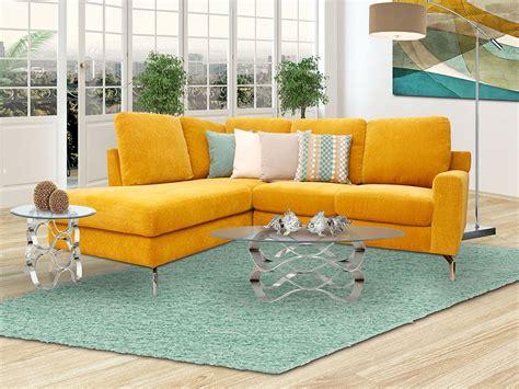 decoracion hogar liverpool salas todo liverpool en un click sof 225 mostaza