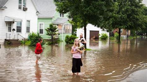 floods minimizing pollution  health risks minnesota