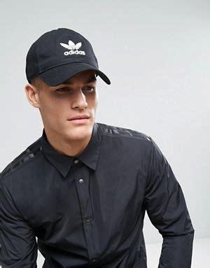 Tshirt Topi Trucker Adidas Black s hats caps beanies trilby baseball caps asos