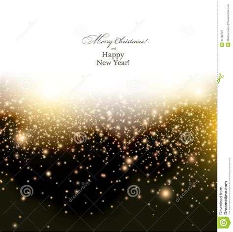 sparkle christmas background stock vector image 35782501