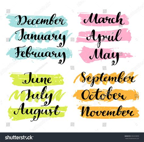 A Calendar Quarter Is Made Up Of Search Results For Small Calendar Months January February