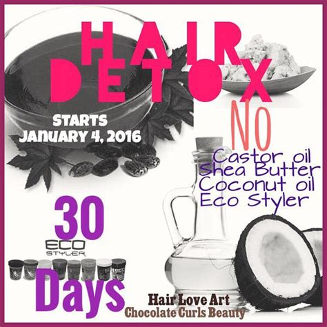 30 Day Hair Detox Challenge by 272 Best Naturally Styled Images On