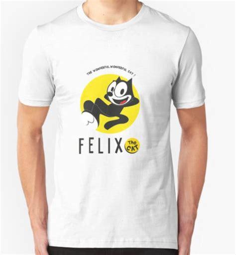 T Shirt Felix The Cat Hitam 34 Awesome Felix The Cat T Shirts Teemato