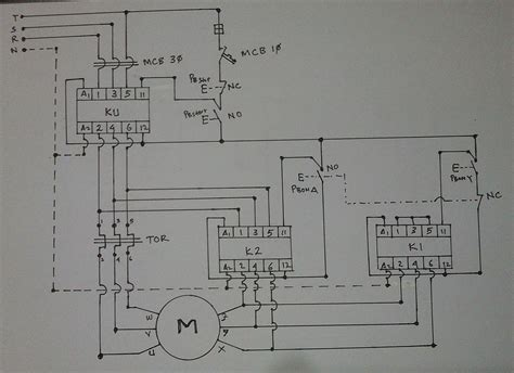 diagram for delta motor starter impremedia net