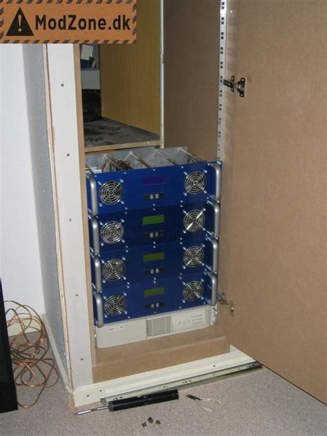 Diy Network Rack by 19 Inch Rack How To Build A Server Rack