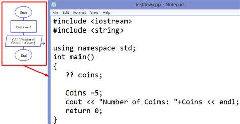 flowchart tutorial for beginners programming steps raptor flowchart start for beginners