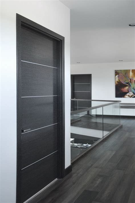 Black Door Interior Design Black Interior Doors For And Stronger Home Design