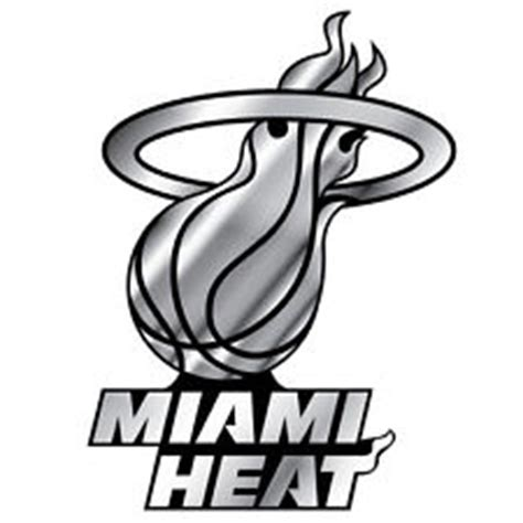 how to draw the heat logo how to draw miami heat logo