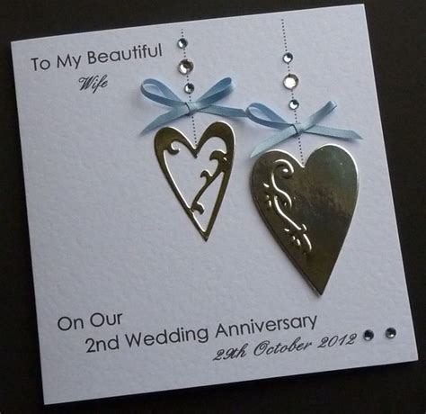 Handmade Birthday Cards For Husband - 17 best ideas about anniversary cards on