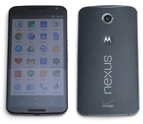 nexus phone review nexus 6 smartphone review