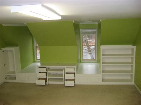 bedroom with dormers design ideas bedroom dormer built ins traditional bedroom atlanta bedroom with dormers design ideas