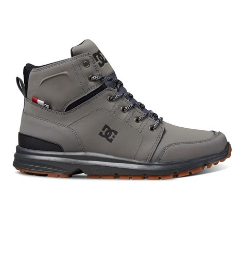 mens dc boots s torstein mountain boots admb700008 dc shoes
