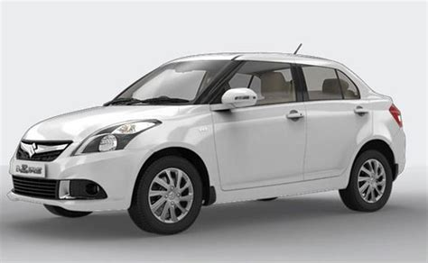 Maruti Suzuki Dzire Maruti Suzuki And Dzire Get Additional Safety