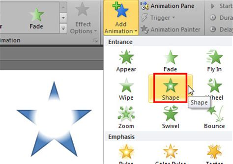 Adding Animation In Powerpoint 2010 Animation Powerpoint 2010 Free