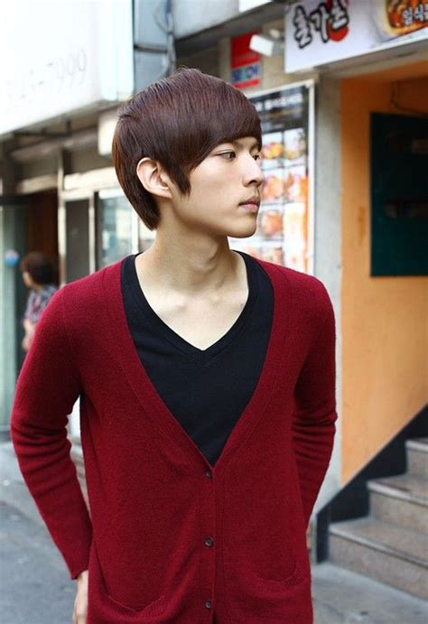 Kaos 11a 17 best images about korean guys hairstyles asian guys