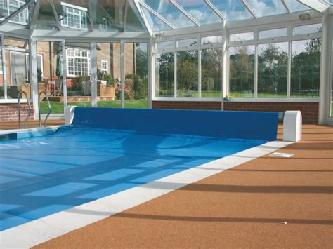 covered swimming pool swimming pool covers aquaflow