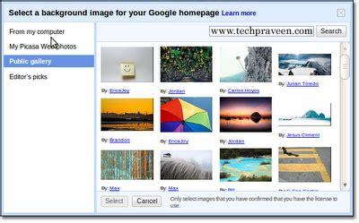 wallpaper upload on google how do i set a custom background for google kahatowita