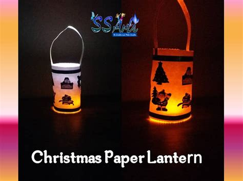 How To Make A Paper Lantern That Flies - paper lantern for ssartscrafts