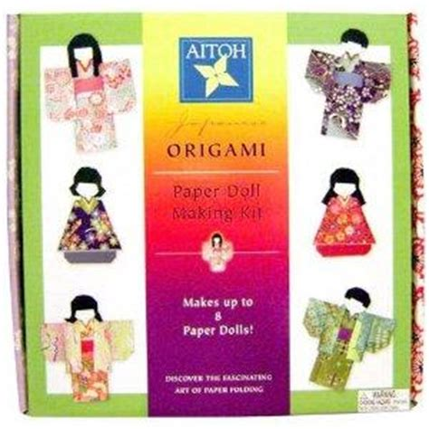 How To Fold Paper For Paper Dolls - origami doll make 171 embroidery origami