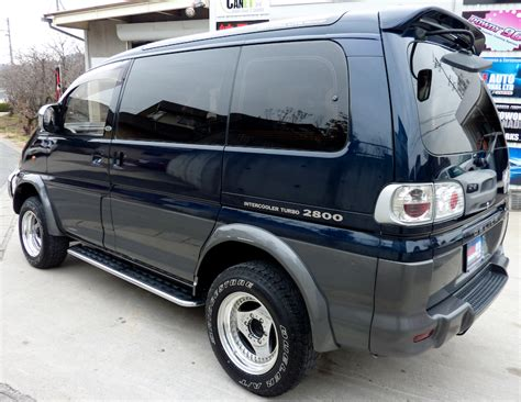 mitsubishi delica space gear featured 1995 mitsubishi delica space gear super exceed at