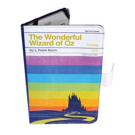 wizard of oz kindle touch cover