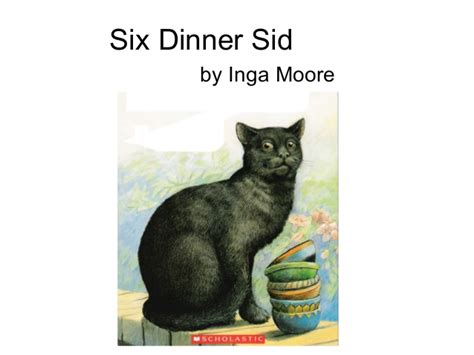 six dinner sid six dinner sid