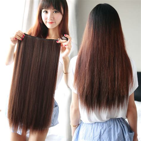 5 hair extensions free shipping promotion 5 clip in hair extension hair