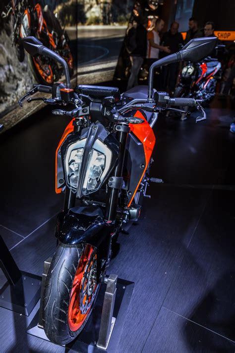 Ktm Duke 390 Motorrad Online by Ktm 390 Duke 2017 Motorrad Fotos Motorrad Bilder