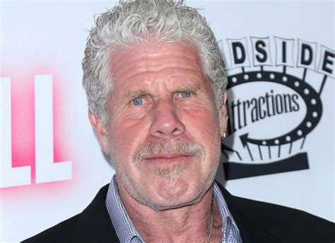 ron perlman in fantastic beasts ron perlman cast in harry potter spinoff fantastic