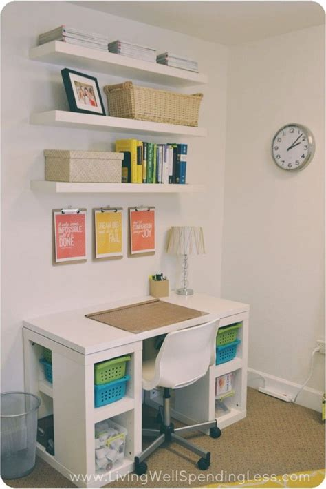 easy diy home office ideas wellness tips