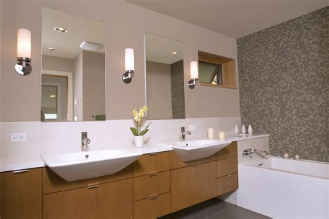 Modern Sconces Bathroom Wonderful Home Interior Sconce Decorating Ideas Images In Powder Room Contemporary Design Ideas